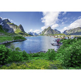 Ravensburger - Lofoten Harbour Puzzle 1000pc - Grace Baby