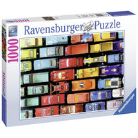 Ravensburger - Traffic Jam Puzzle 1000pc - Grace Baby