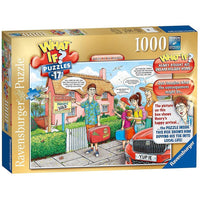 Ravensburger - WHAT IF? - No 17 Escape to the Seaside Puzzle 1000pc - Grace Baby