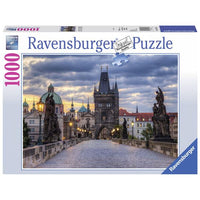 Ravensburger - The Charles Bridge Puzzle 1000pc - Grace Baby