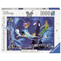 Ravensburger - Disney Memories - Peter Pan 1953 - 1000pc Puzzle - Grace Baby