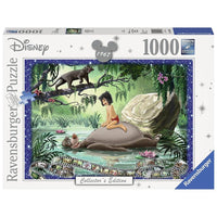 Ravensburger - Disney Memories - The Jungle Book 1967 - 1000p Puzzle - Grace Baby