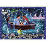 Ravensburger - Disney Memories - Ariel, Little Mermaid 1989 - 1000pc Puzzle - Grace Baby