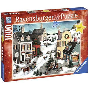 Ravensburger - The Joy of Christmas 1000pc Jigsaw Puzzle