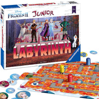 Ravensburger - Disney Frozen 2 Junior Labyrinth Board Game
