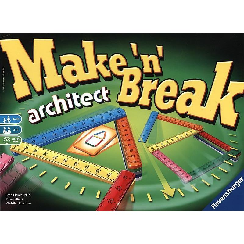 Ravensburger - Make 'N' Break Architect - Grace Baby