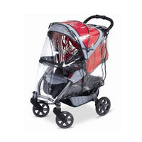 Rain Storm Dust Cover - 4 Wheel Pram