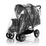 Rain Storm Dust Cover - Tandem Double Pram - Grace Baby