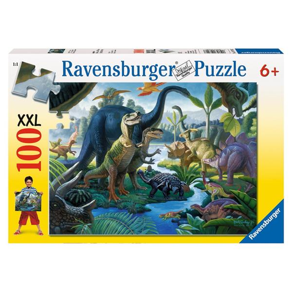 Ravensburger - Land of the Giants Puzzle 100pc - Grace Baby