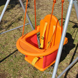 Snug & Secure Outdoor Baby Toddler Swing Stand Set for Age 1.5 to 3yrs Old