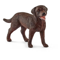 Schleich - Labrador Retriever, Female 13834 - Grace Baby