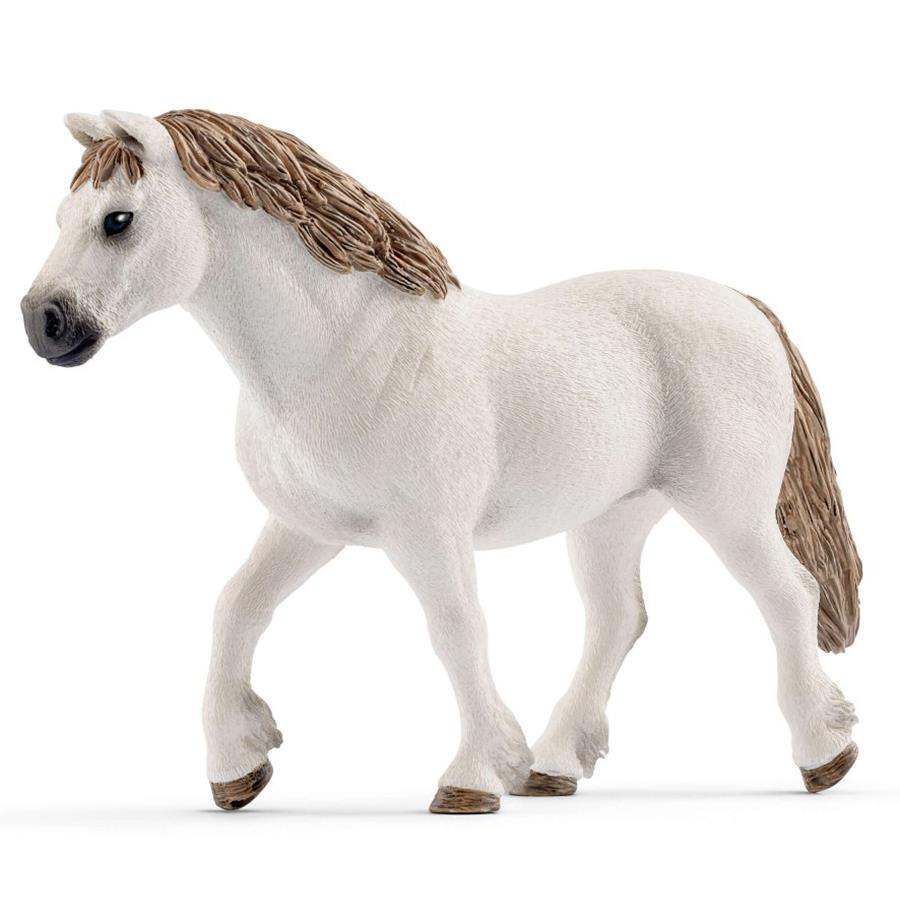 Schleich - Welsh Pony Mare 13872 - Grace Baby