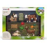 Schleich - Playset Children's Zoo 21052 - Grace Baby