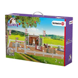 Schleich - Big Horse Show with Horses Figure - 42338