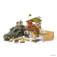Schleich - Croco Jungle Research Station - Grace Baby
