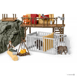 Schleich - Croco Jungle Research Station