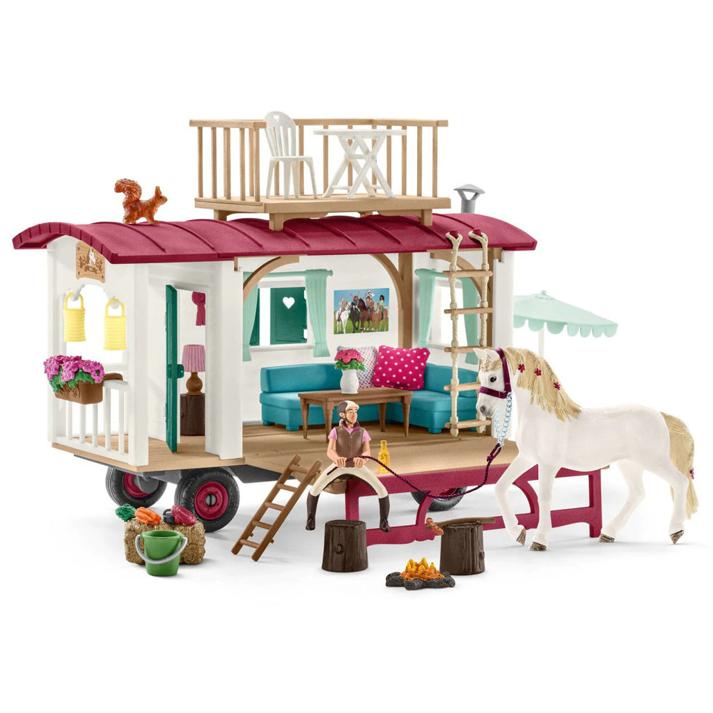 Schleich - Caravan for Secret Club Meetings 42415