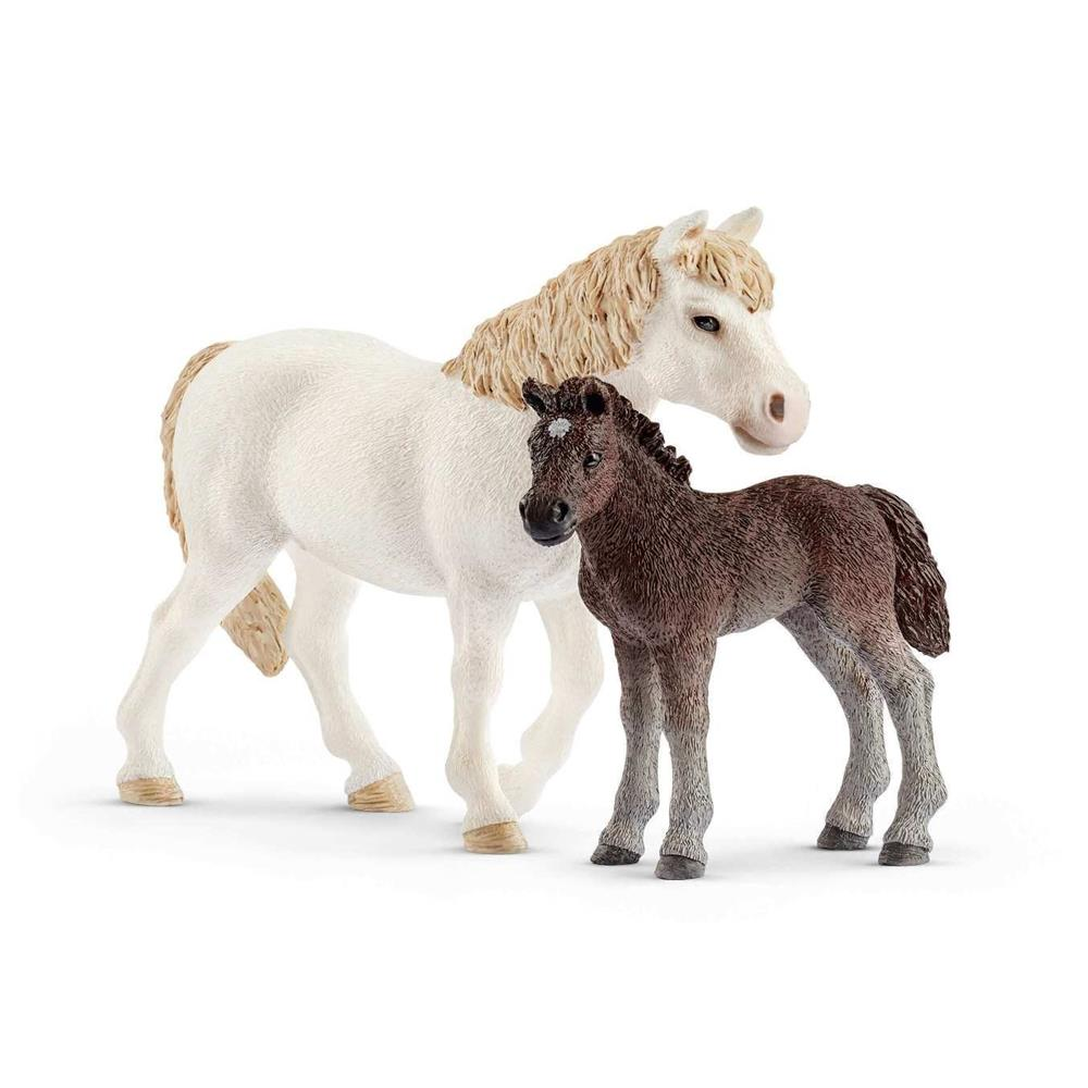 Schleich - Pony Mare & Foal 42423 - Grace Baby