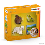 Schleich - Wild Life flash cards 42474