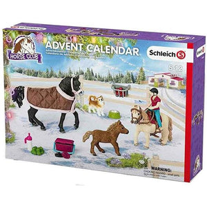 Schleich - Advent Calendar Horse Club