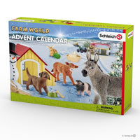 Schleich - Advent Calendar Farm World - Grace Baby