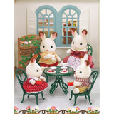 Sylvanian Families - Ornate Garden Table and Chairs 4507