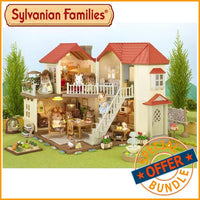 Sylvanian Families Beechwood Hall Classic Bundle Package - Grace Baby