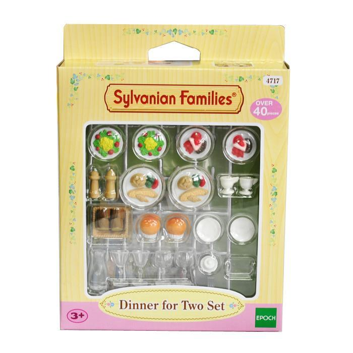 Sylvanian Families - Dinner for Two Set 4717 - Grace Baby