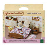 Sylvanian Families - Semi-double Bed 5019 - Grace Baby