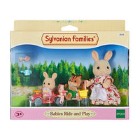 Sylvanian Families - Babies Ride and Play - Grace Baby