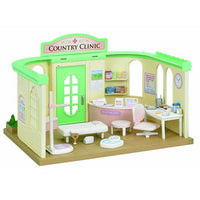 Sylvanian Families - Country Doctor Set