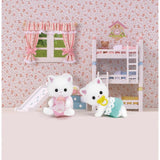 Sylvanian Families - Persian Cat Twins 5219 - Grace Baby