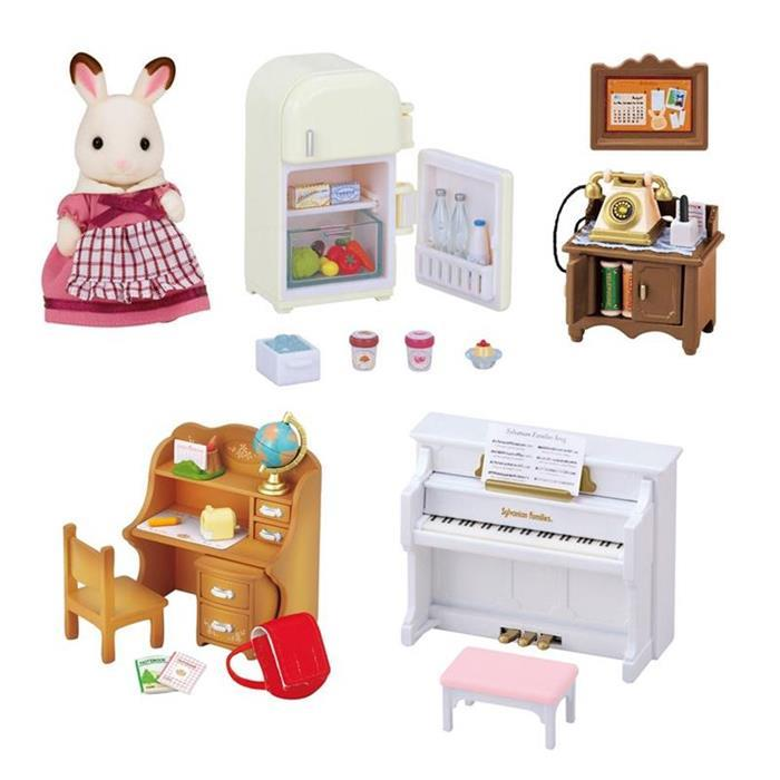 Package Deal   Sylvanian Families Cosy Cottage Starter Home   Furniture. Package Deal   Sylvanian Families Cosy Cottage Starter Home