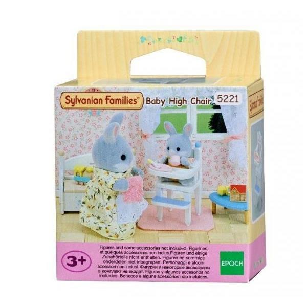 Sylvanian Families - Baby High Chair 5221