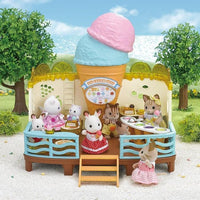 Sylvanian Families - Seaside Ice Cream Shop - 5228