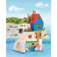 Sylvanian Families - Secret Island Playhouse 5229