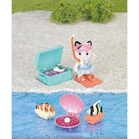 Sylvanian Families - Seaside Treasure Set 5230