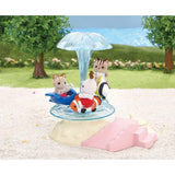 Sylvanian Families - Seaside Merry-Go-Round 5231 - Grace Baby