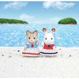 Sylvanian Families - Seaside Friends 5232 - Grace Baby