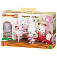 Sylvanian Families - Cosmetic Counter Set - Grace Baby