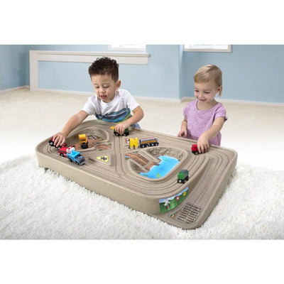 Simplay3 Carry & Go Track Table