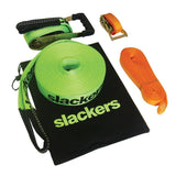 Slackers 50' Slackline Classic Set With Bonus Teaching Line