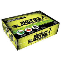 Slackers 50' Slackline Classic Set With Bonus Teaching Line - Grace Baby