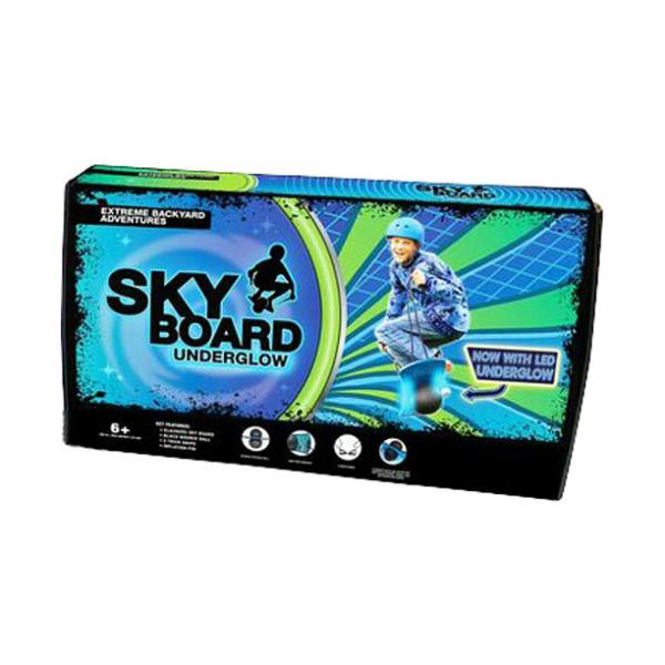 Slackers - Sky Board with LED Lights, Blue - Grace Baby