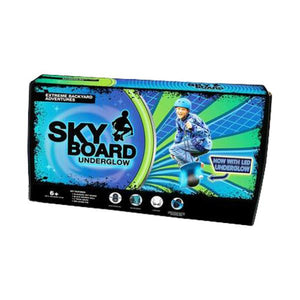 Slackers - Sky Board with LED Lights, Blue