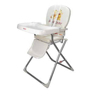 Baby Ace Toddler Kids High Chair - Cream