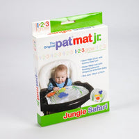 123 Grow Pat Mat Junior - Jungle Safari
