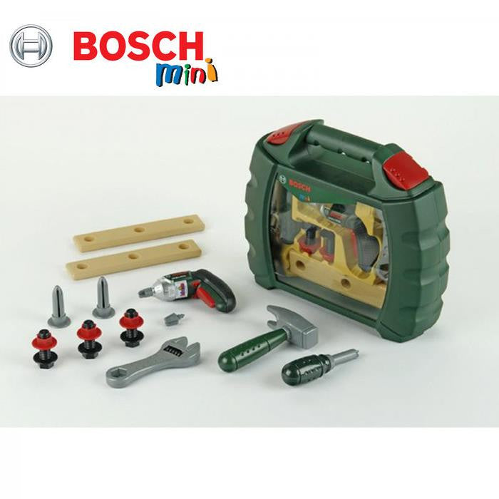 Bosch Mini Replica Ixolino Screwdriver Work Case - Grace Baby