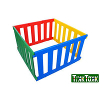 Tikk Tokk Nanny Panel Kids Safety Plastic Playpen - Grace Baby