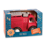 Wonder Wheels - Fire Truck - Grace Baby